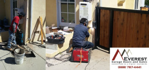 Everest offers low cost Culver City gate repair services.