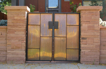 Everest offers affordable custom copper gates