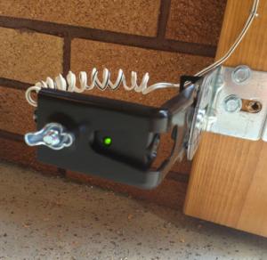 garage door opener repair techs can examine your sensors.