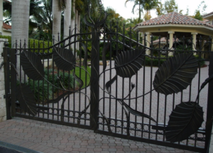 Manhattan Beach custom gates for homes