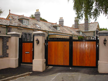 Everest offers low prices on luxury custom wooden gates