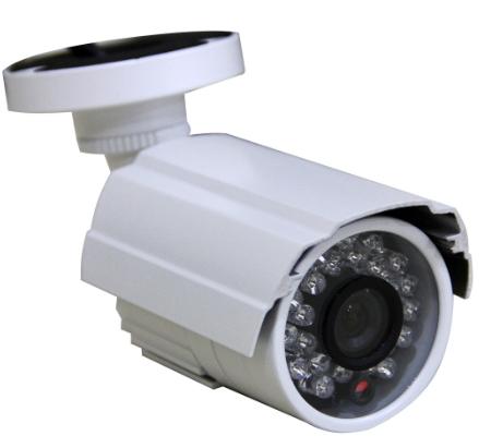 Beverly Hills security cameras by Everest offer CCTV bullet cameras.