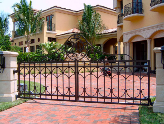 Studio City custom gates are a great investment