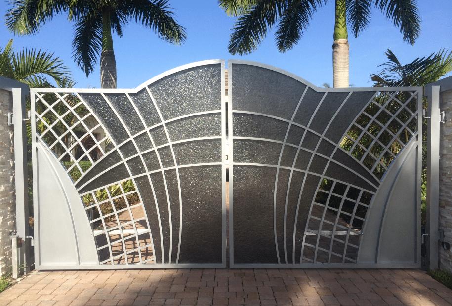 Invest in a custom gate